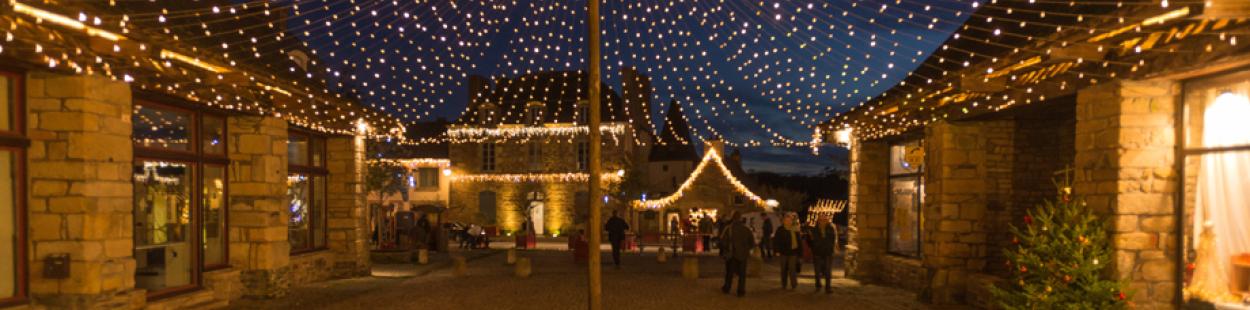 Féerie de Noël à Rochefort