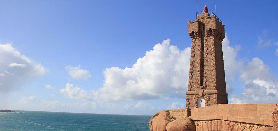 Bretagne Nord : Sur la Côte de Granit Rose
