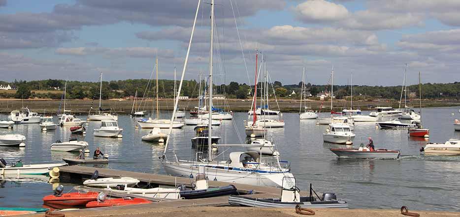 Bretagne Sud : Le Golfe du Morbihan autrement #4