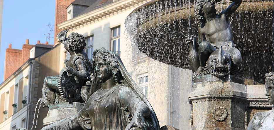 A la frontière de la Bretagne : Nantes, grande et belle ville de France #3