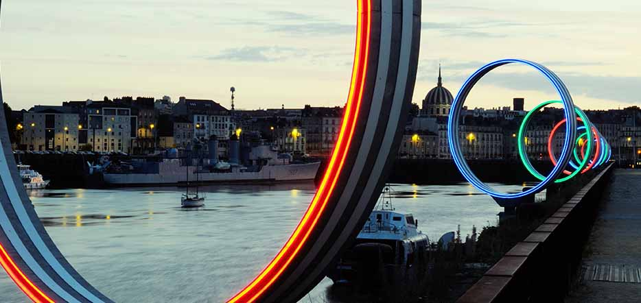 A la frontière de la Bretagne : Nantes, grande et belle ville de France #5