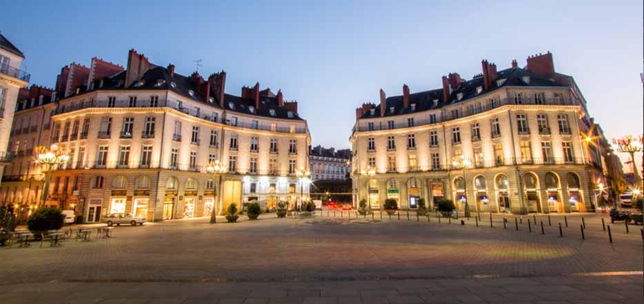 A la frontière de la Bretagne : Nantes, grande et belle ville de France #6