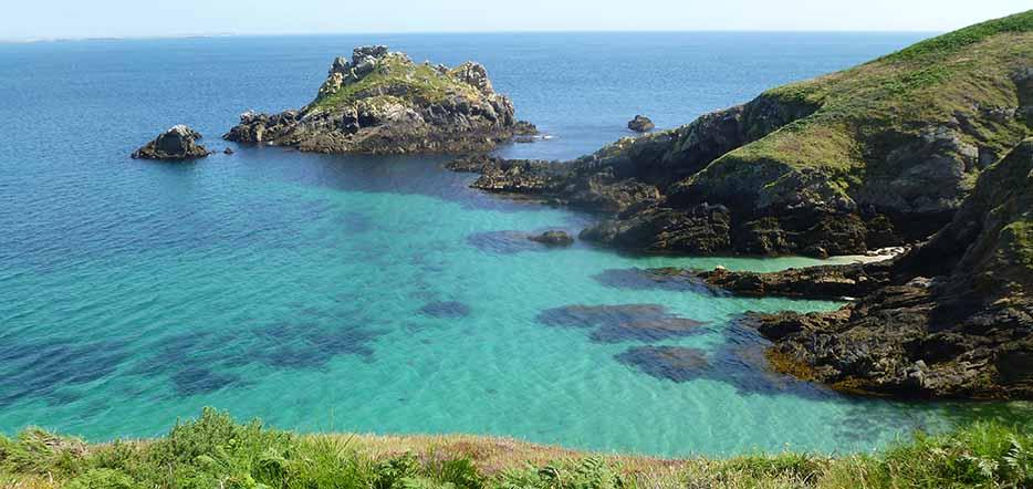 Bretagne du Nord : Île et château de Bretagne #1
