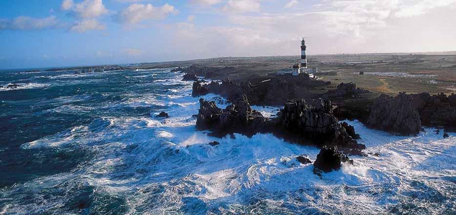 Bretagne du Nord : Île et château de Bretagne #2