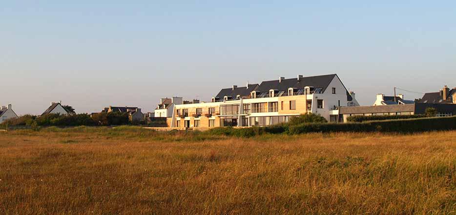 Bretagne du Nord : Île et château de Bretagne #4