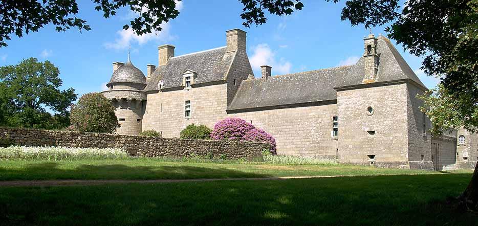 Bretagne du Nord : Île et château de Bretagne #5