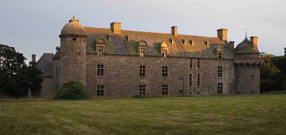 Bretagne du Nord : Île et château de Bretagne #6
