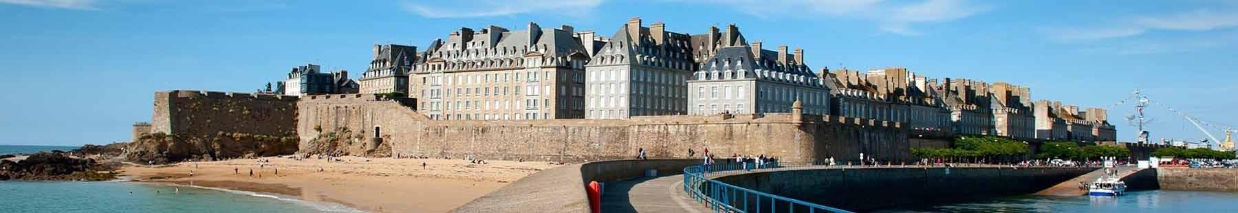 De Saint-Michel à Saint-Malo : 1 séjour et 2 régions