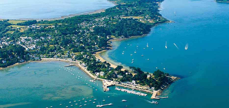 Escapade et découvertes dans le Golfe du Morbihan #1