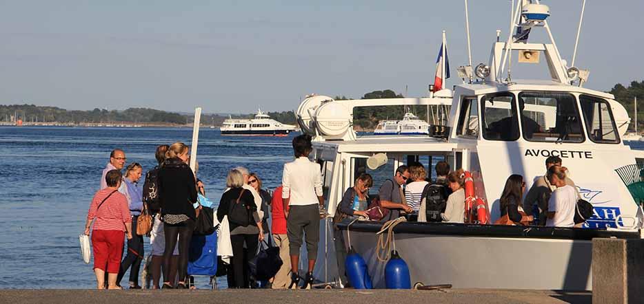 Escapade et découvertes dans le Golfe du Morbihan #3