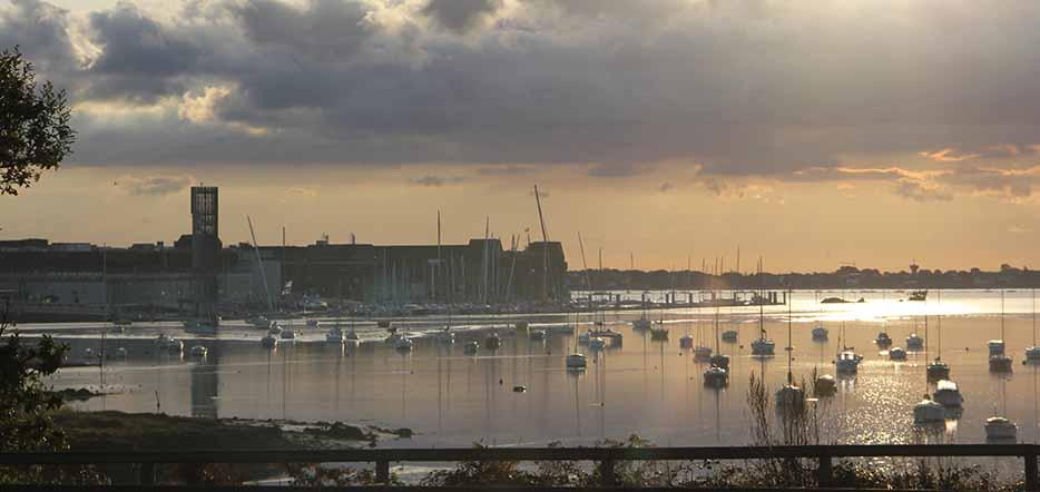 Histoires de marins en rade de Lorient #4