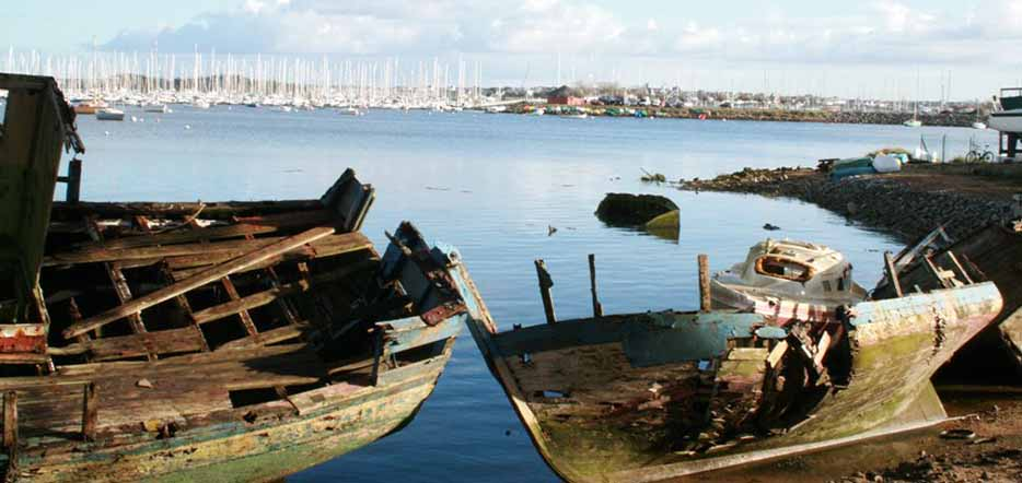 Histoires de marins en rade de Lorient #5