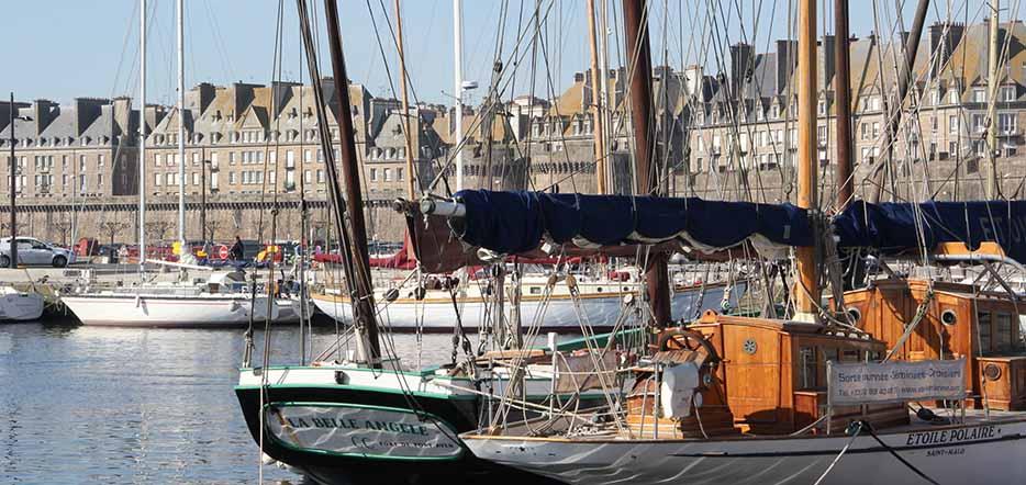 Les trésors de Saint-Michel et Saint-Malo #1
