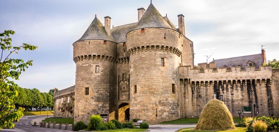 Loire Océan : découverte de Guérande #2