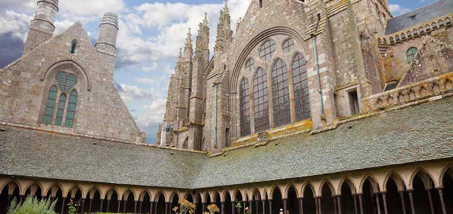 Nature et culture au Mont-Saint-Michel