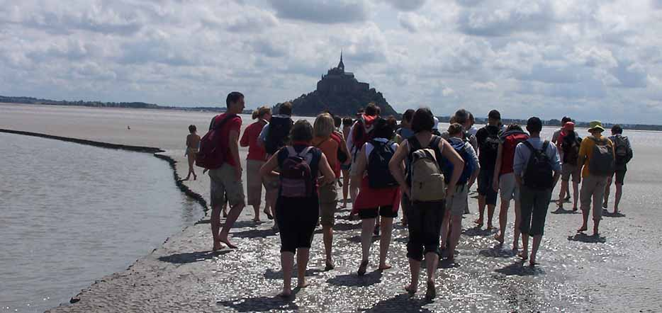 Nature et culture au Mont-Saint-Michel #4