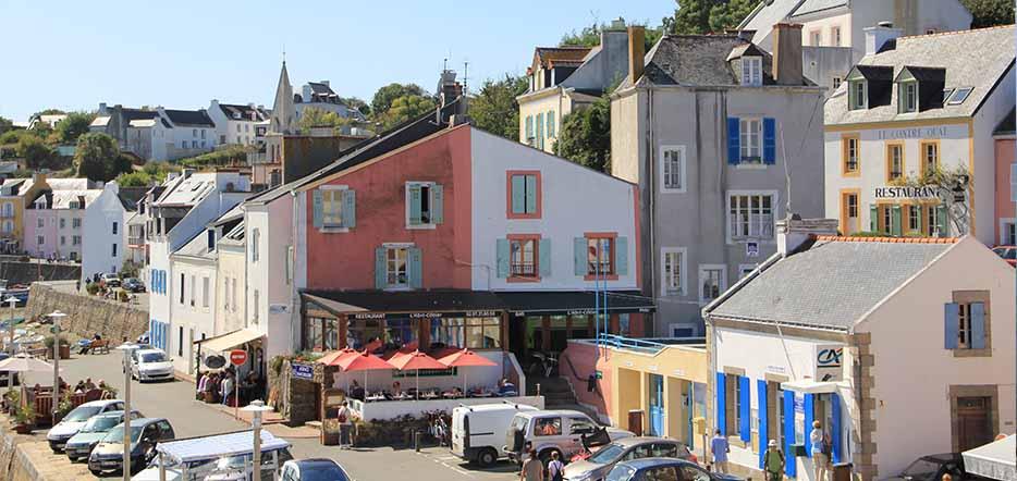 Rallye évasion en autocar à Belle-Île-en-Mer