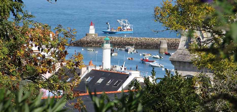 Rando sport à Belle-Île #2