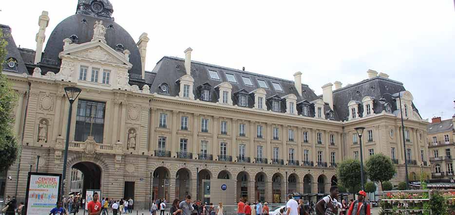 Rennes, entre moderne et passé