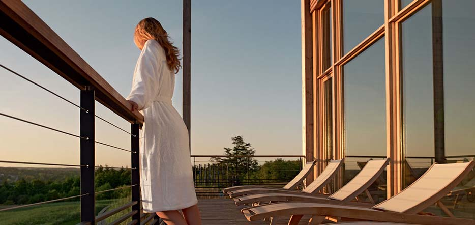 L'éco hôtel-spa Yves Rocher 4*