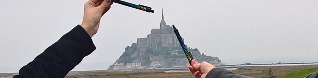 Carnet de voyage Mont-Saint-Michel