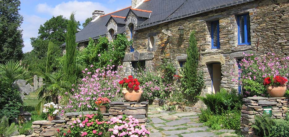 La Gacilly, cité des fleurs #1
