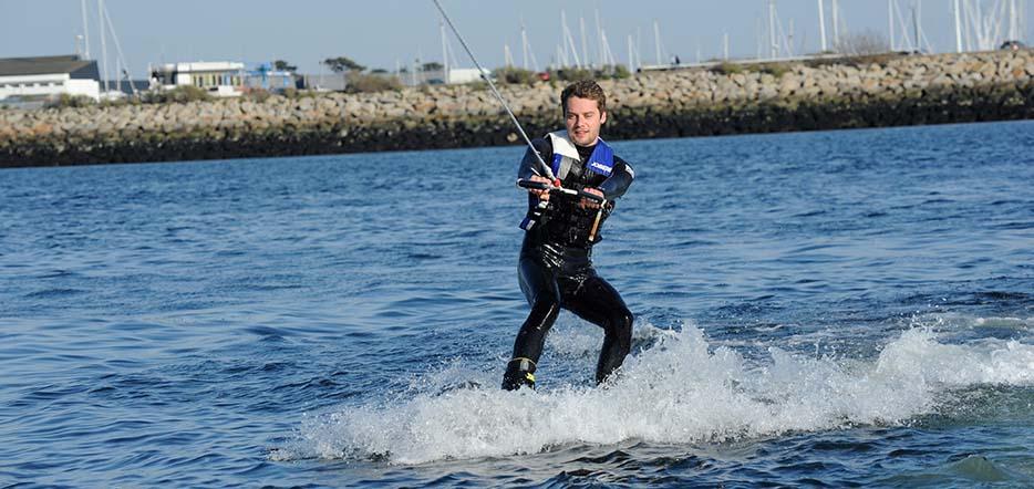 Ski nautique ou wakeboard à la Baule #1