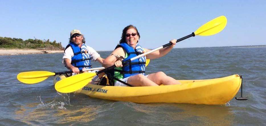 Balade en kayak double #2