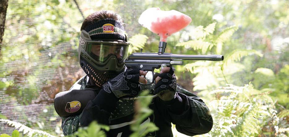 Découverte du Paintball à Dingé #2