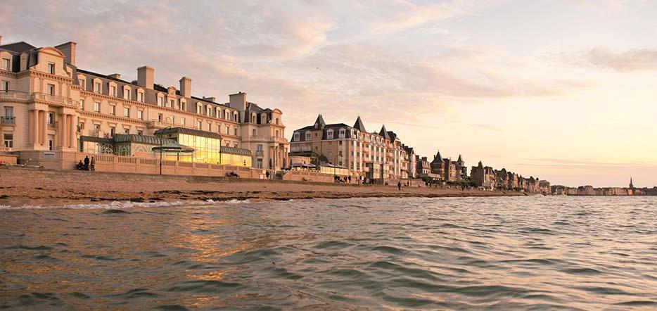 Des soins en thalasso à St Malo