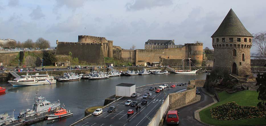 Excursion marine à Brest #4