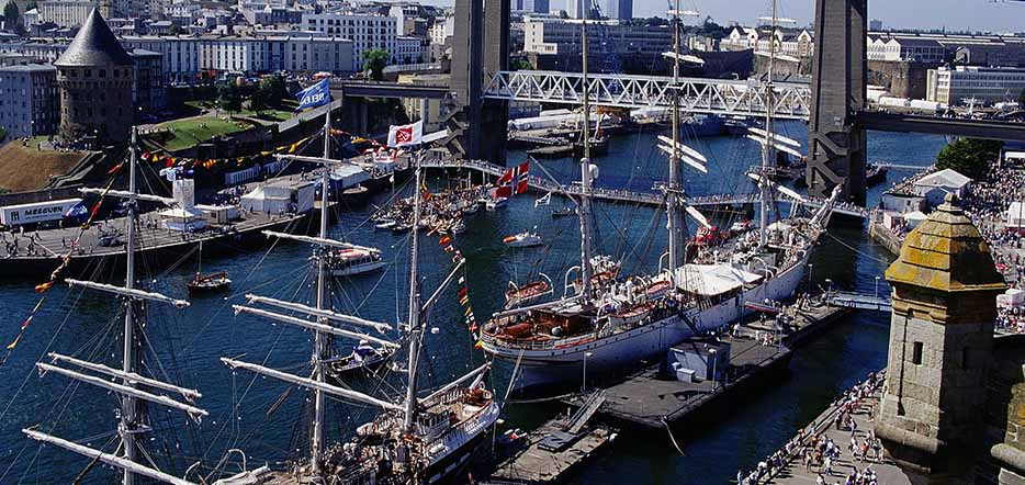 Excursion marine à Brest #5