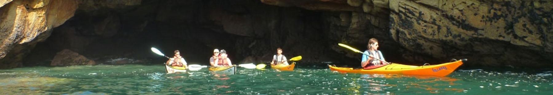 Journée en kayak de mer