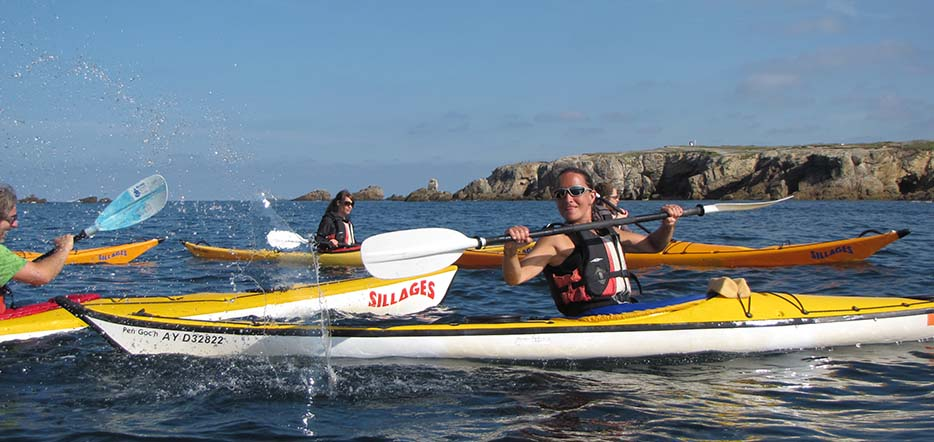 Journée en kayak de mer #2