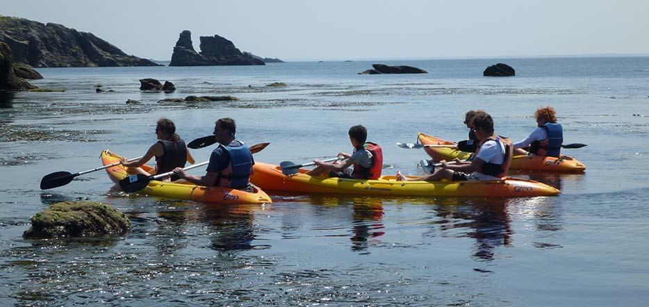 Journée en kayak de mer #5