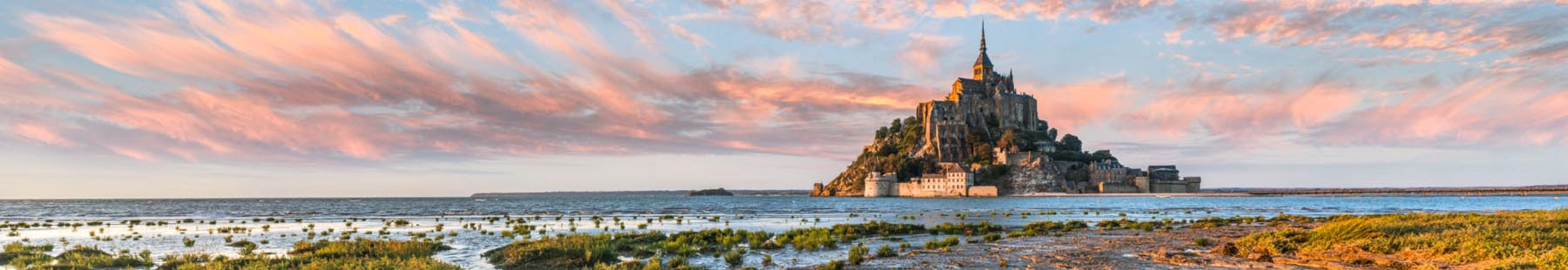 Traversée guidée et commentée de la baie du Mont-Saint-Michel