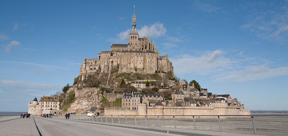 Traversée guidée et commentée de la baie du Mont-Saint-Michel #5