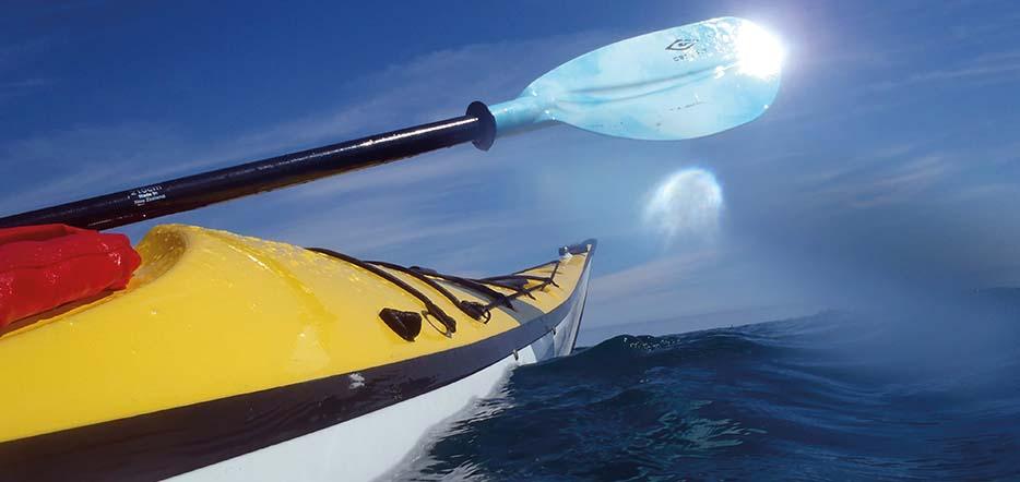 Randonnée découverte en kayak