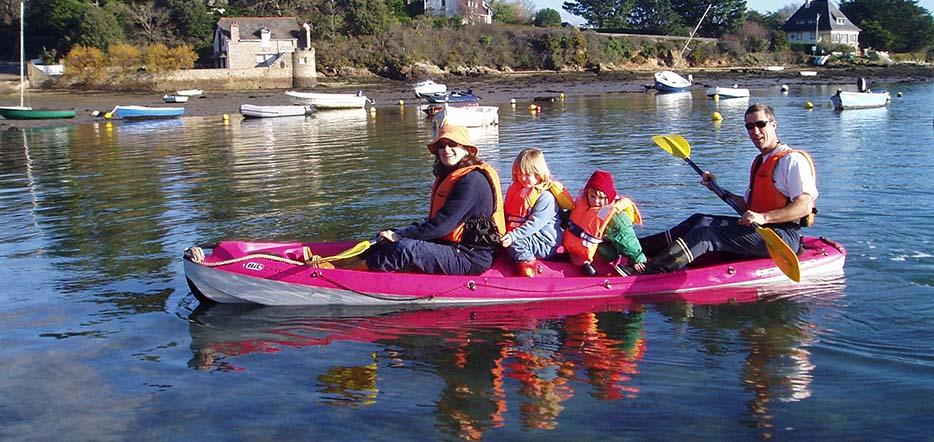 Randonnée découverte en kayak #2