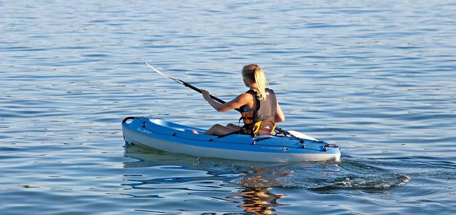Randonnée découverte en kayak #3