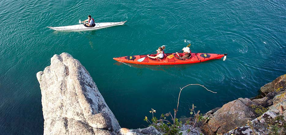 Randonnée découverte en kayak #4