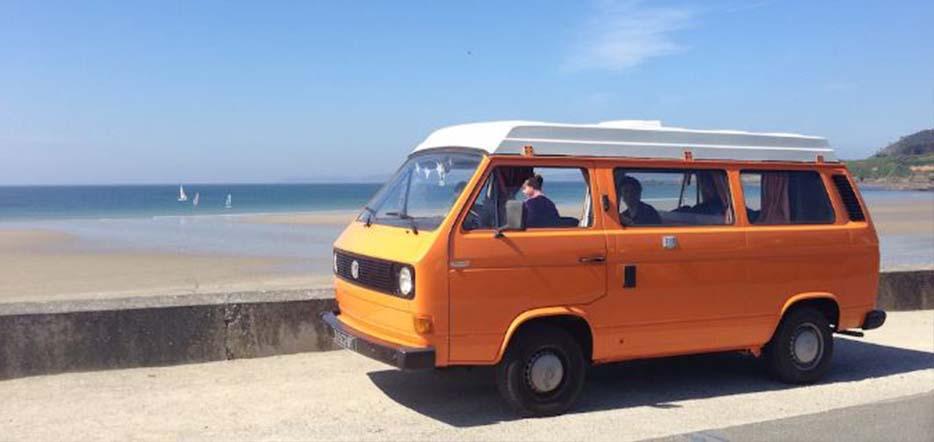 Séjour vintage sur les routes du Finistère