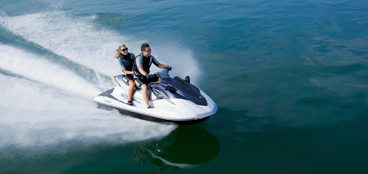 Baptême de jet ski