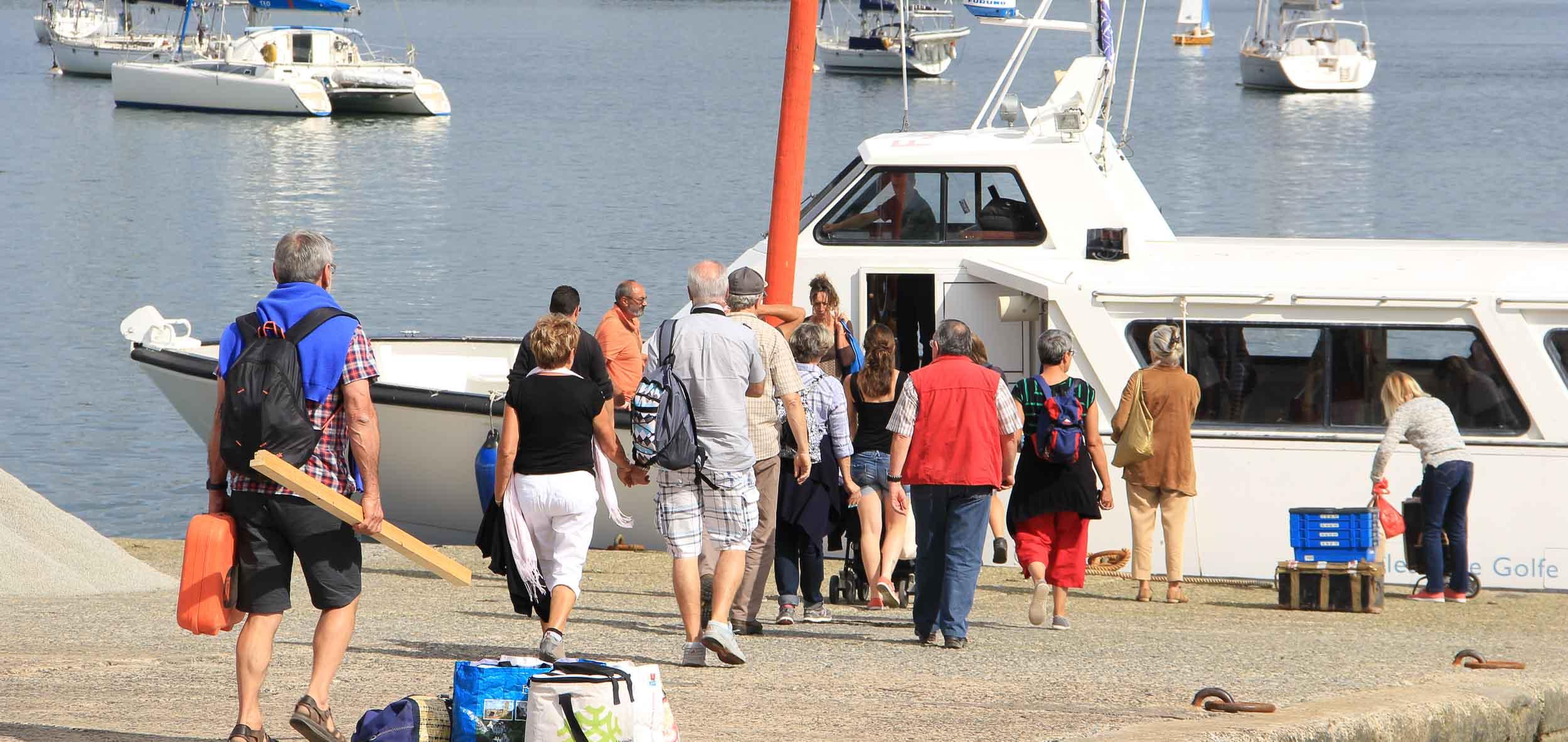 Escapade dans le Golfe du Morbihan #3