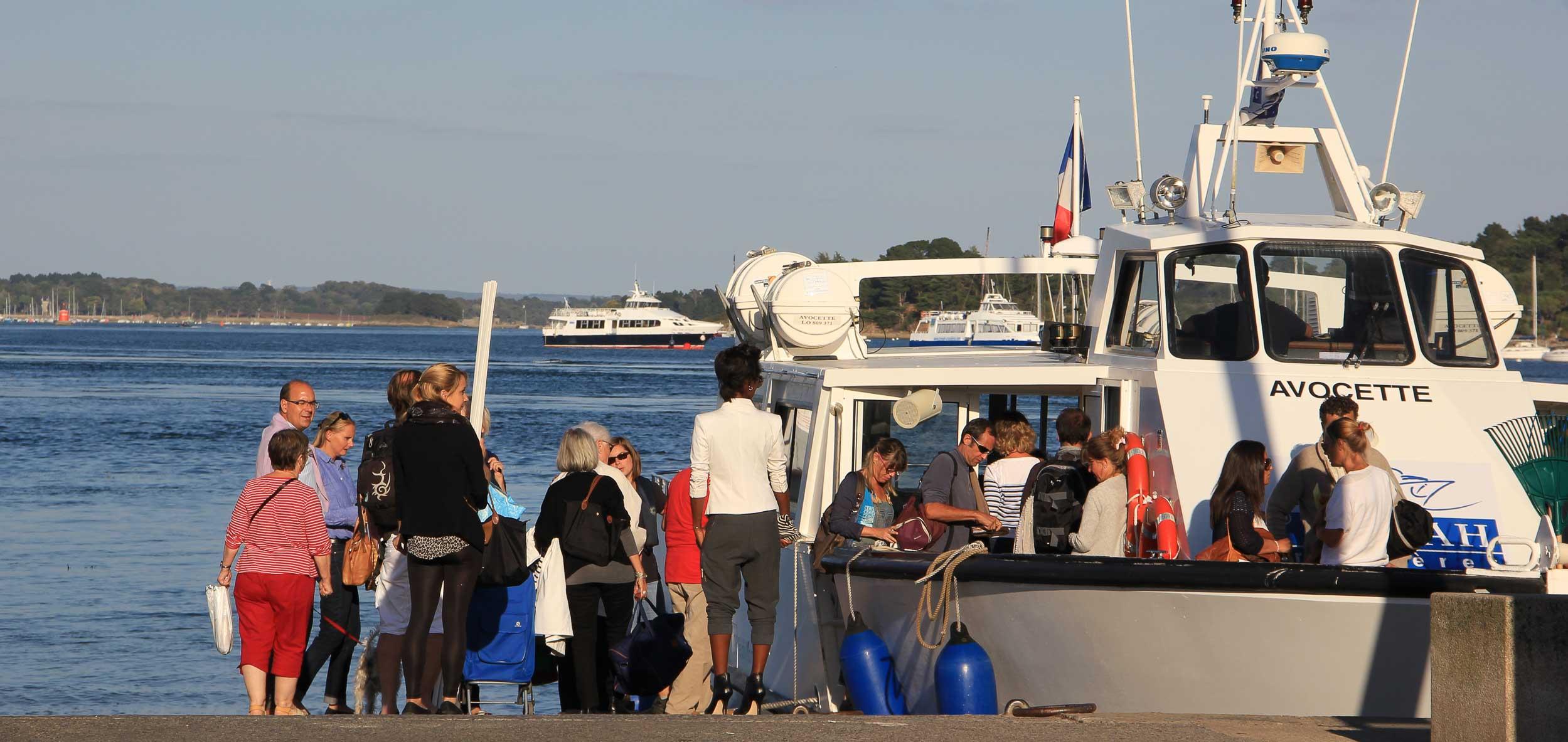 Escapade dans le Golfe du Morbihan #4