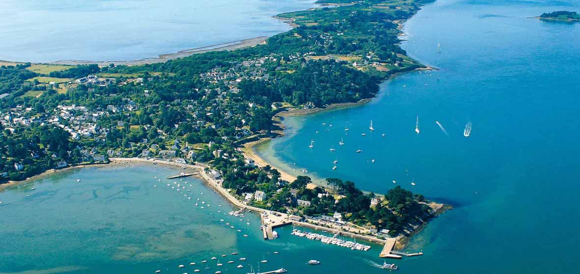 Journée en famille à l'Île-aux-Moines #1