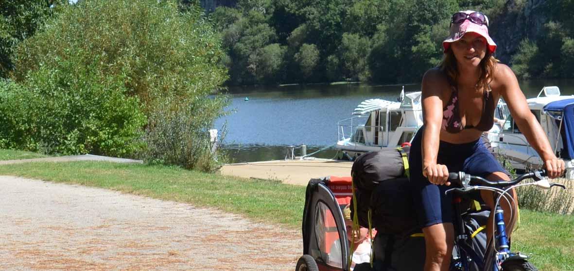 Sur l'eau et à vélo, à Redon #2