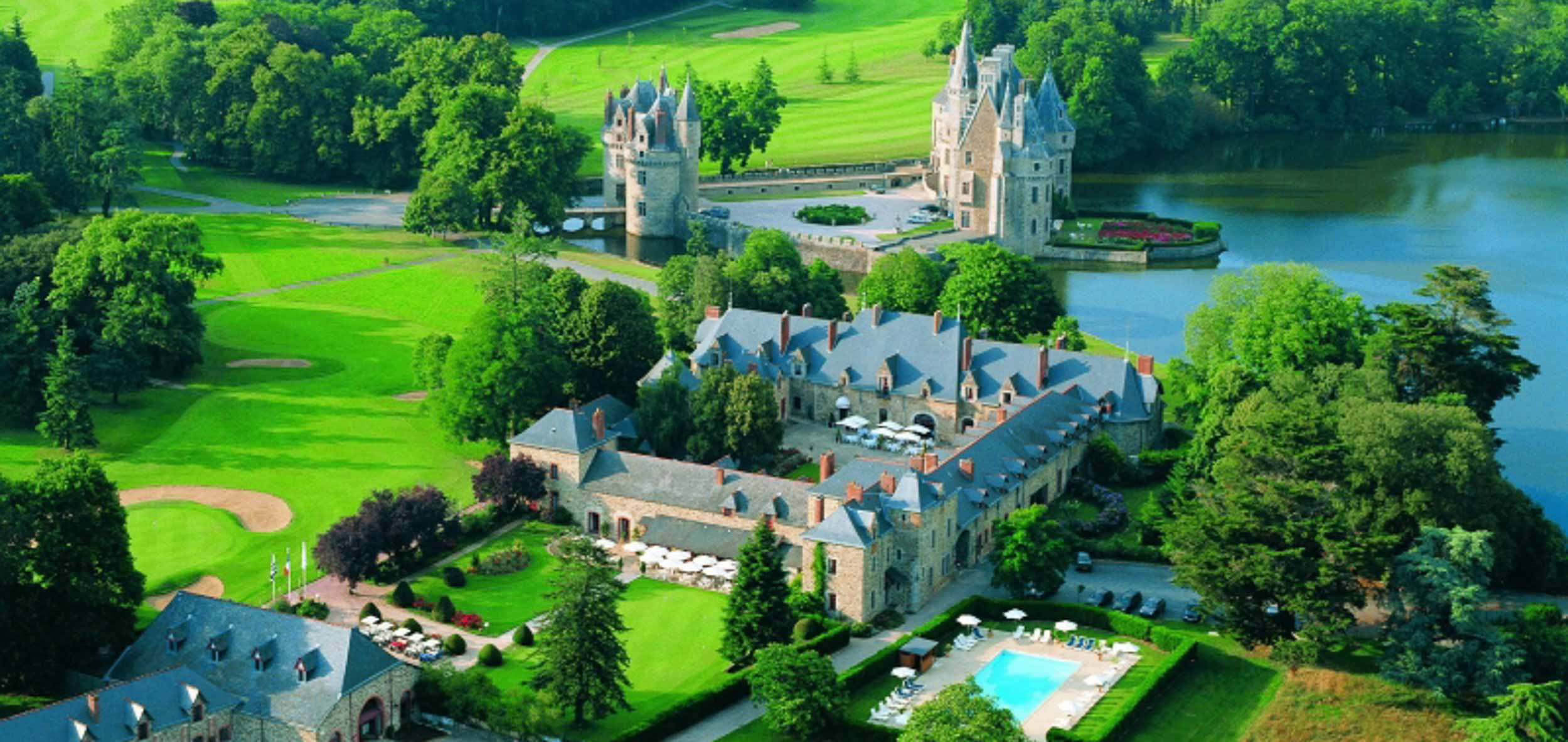 Romantisme au château