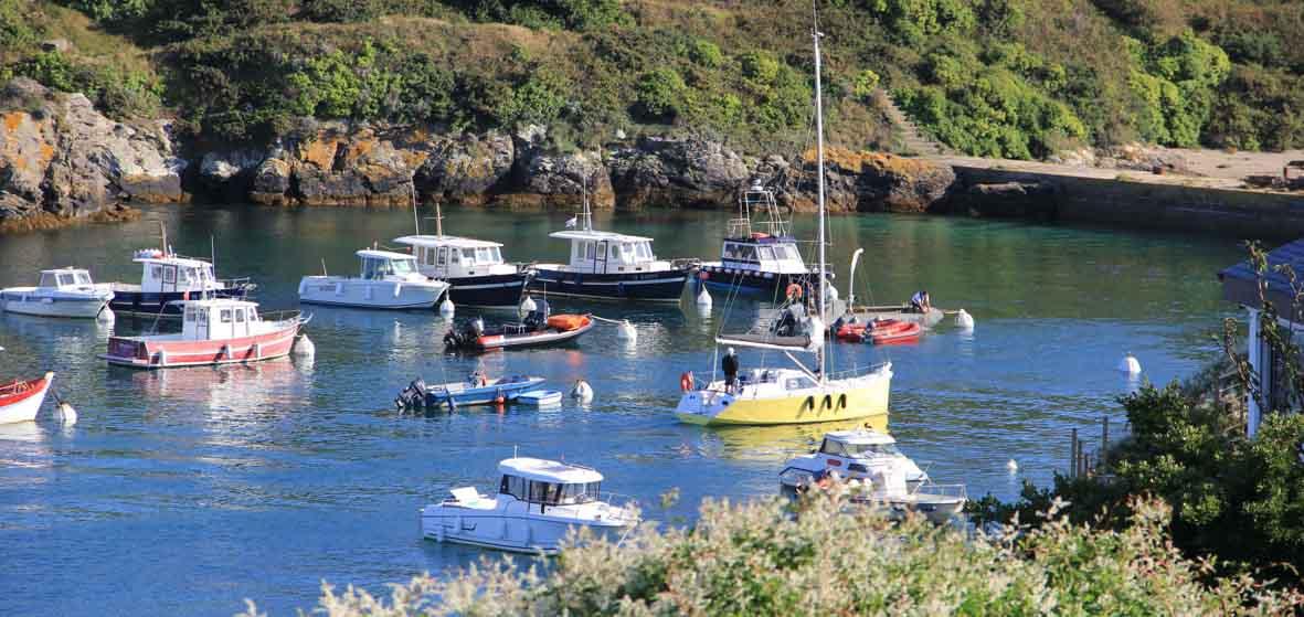 Belle-Île : séjour iodé et tours de pédaliers