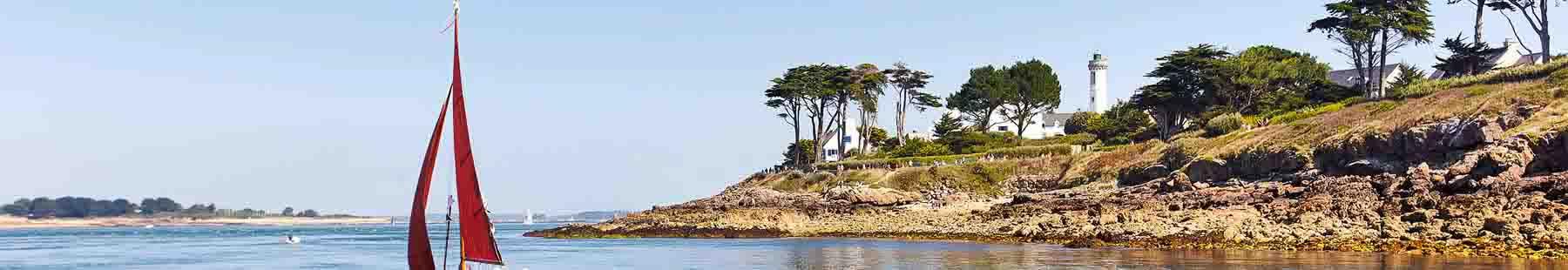 Plaisirs nautiques dans le Golfe du Morbihan